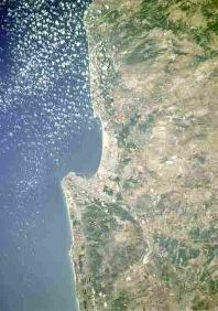 Haifa satellite image